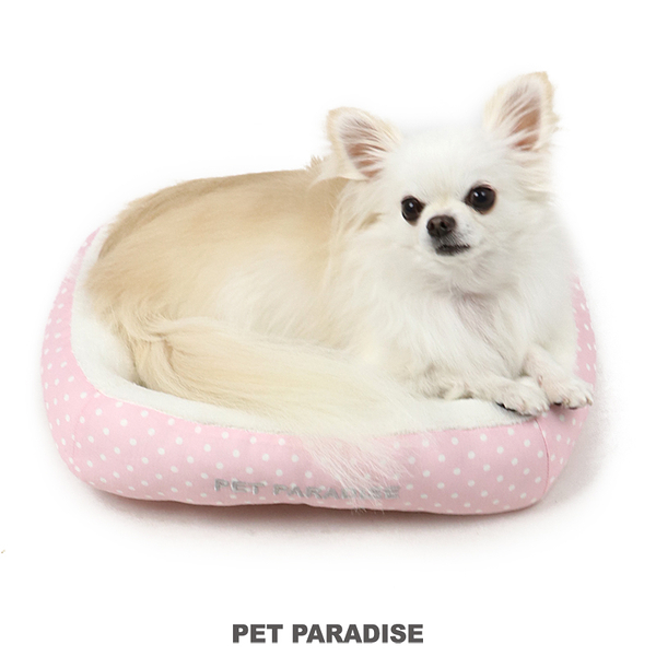 【PET PARADISE 寵物精品】 Pretty Boutique 粉嫩色系睡床S號(38x32cm)/粉 寵物睡床