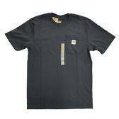 【現貨】Carhartt K87 黑色 高磅 口袋短T 現貨 美版 男女 情侶T 基本款 素T 熱銷 K87BLK