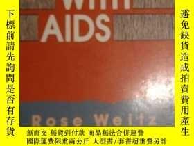二手書博民逛書店life罕見and aids 生活與艾滋病 Y3615 Rose