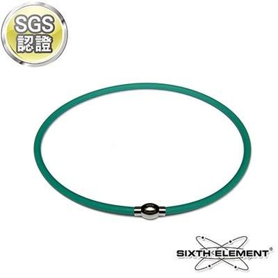 第六元素IEN負離子高能量項鍊 803 綠色【AA05036】i-Style居家生活