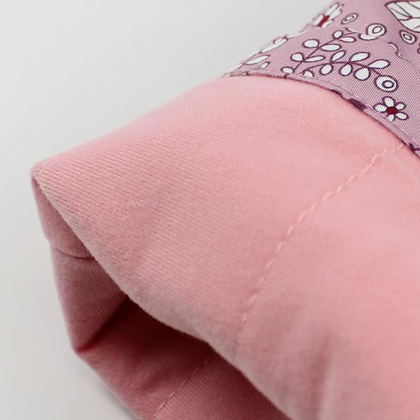 【愛的世界】小兔舖棉磨毛褲/2~3歲-台灣製- ★秋冬下著