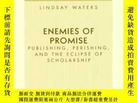 二手書博民逛書店Enemies罕見Of PromiseY256260 Lindsay Waters Prickly Parad