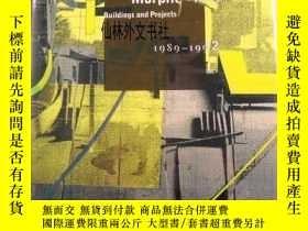二手書博民逛書店【罕見】1994年出版 Morphosis: Buildings And Projects, 1989-1992奇