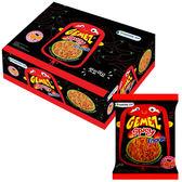 韓國 Enaak 香脆點心麵 辣味(14g*30包)盒裝【小三美日】小雞麵/辣味小雞點心麵