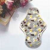 布衛生棉/中型27cm(花色隨機)【hannahpad】