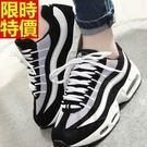 休閒運動鞋-超輕氣墊時尚健康韓國女鞋子3色66l10【時尚巴黎】