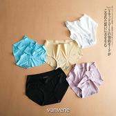 內褲 網孔 無痕 一片式 提臀 內褲【KCVNK36】 icoca  03/09
