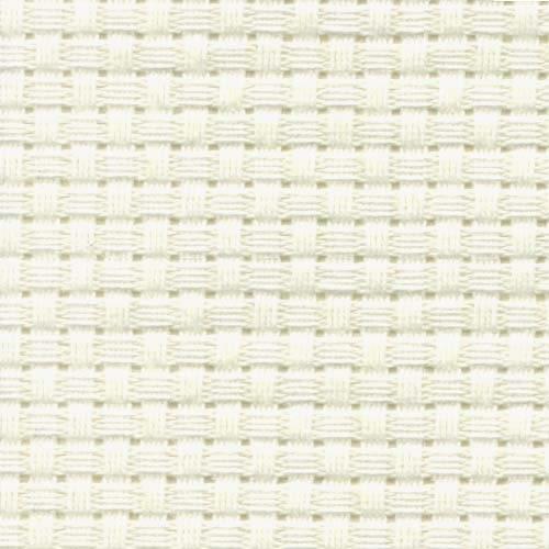 中格11CT十字繡布料  米色 ( 整片布尺寸為 450cm x 150cm ; 75才 ) 手工藝材料.DIY