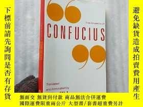 二手書博民逛書店論語罕見The Analects of Confucius(阿瑟