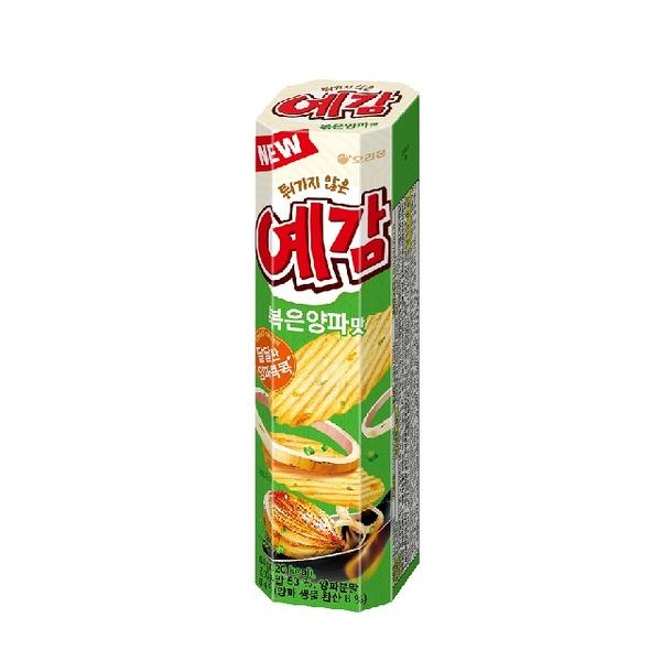 好麗友香烤洋芋片-洋蔥64g 【康鄰超市】