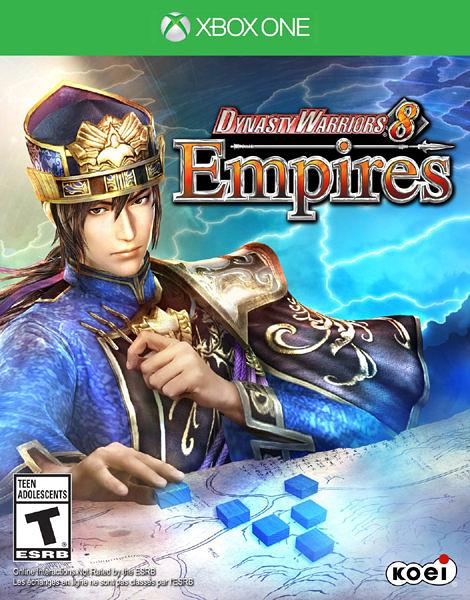 X1 DYNASTY WARRIORS 8 Empires 真‧三國無雙 7 帝王傳(美版代購)