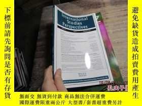 二手書博民逛書店INTERNATIONAL罕見STUDIES PERSPECTI