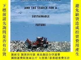 二手書博民逛書店The罕見Waste Crisis: Landfills Incinerators And The Search