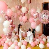 氣球 氣球婚房布置用品婚慶用品2.2g啞光氣球卡通兒童生日場景氣球