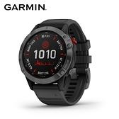 GARMIN Fenix 6 Pro 進階太陽能 複合式運動GPS腕錶
