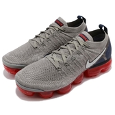 Nike Air VaporMax Flyknit 2 綠 紅 二代 飛線編織 大氣墊 運動鞋 男鞋【PUMP306】 942842-010