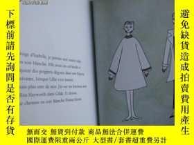 二手書博民逛書店LES罕見ROBES DE MA VIE 法文原版 精裝帶書衣,