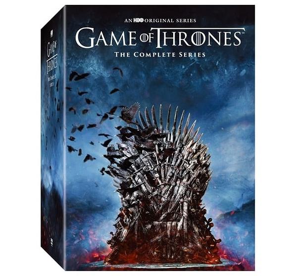 【停看聽音響唱片】【DVD】冰與火之歌:權力遊戲 全套典藏版