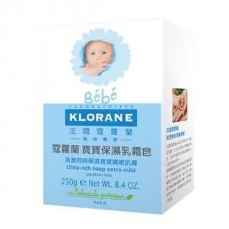 蔻蘿蘭寶寶 保濕乳霜皂 250g【德芳保健藥妝】
