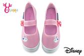 Disney迪士尼 米妮 中童 室內鞋 卡通休閒鞋 台灣製 L7319#粉紅◆OSOME奧森鞋業
