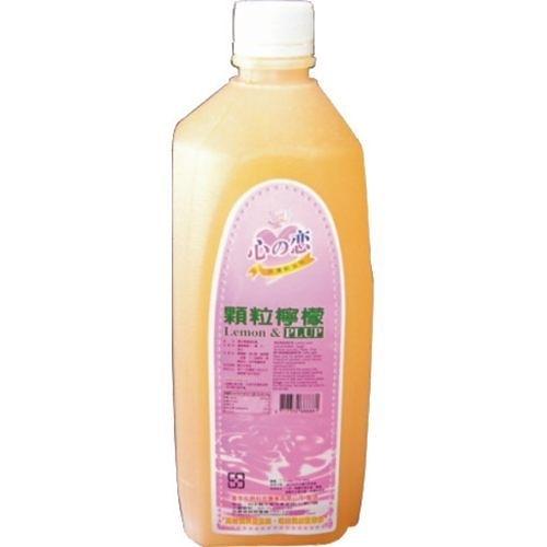 【奇豆喜多】檸檬汁顆粒檸檬濃縮汁批發(2.4kg)