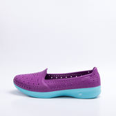 Skechers  H2GO Casual 洞洞 運動涼鞋-紫/藍 14690PRLB