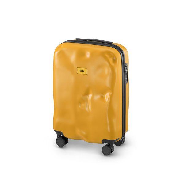 Crash Baggage Cabin with 4 Wheels, Icon 前衛辨識系列 霧面彩色 衝擊 行李箱 / 登機箱 小尺寸 20 吋