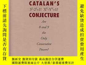 二手書博民逛書店Catalans罕見ConjectureY255562 Paulo Ribenboim Academic Pr