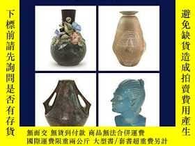 二手書博民逛書店Biographies罕見in American Ceramic