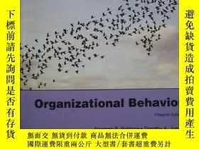 二手書博民逛書店organizational罕見behavior 15th St