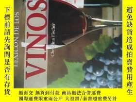 二手書博民逛書店Lexicon罕見de los vinosY27190 Chri