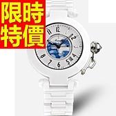 陶瓷錶-時尚迷人優雅女腕錶56v33[時尚巴黎]