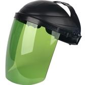 電焊面罩防飛濺防強光焊工面屏面照面卓防烤臉部輕便頭戴式防護罩 夏洛特