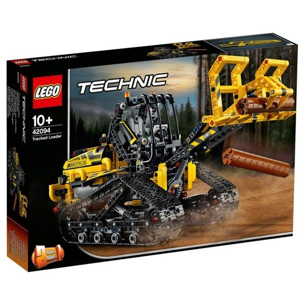 【LEGO 樂高】Technic 科技系列 - 履帶式裝載機 #42094