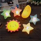 小夜燈 兒童臥室LED燈小夜燈發光玩具(...
