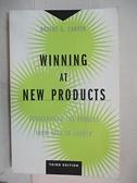 【書寶二手書T1/原文書_D47】Winning at New Products: Accelerating the Process…