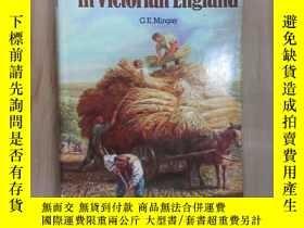 二手書博民逛書店英文書罕見Rural Life in victorian England 共212頁 硬精裝 小16開Y159