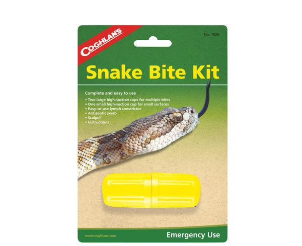 【COGHLANS 加拿大 毒蛇吸取器 SNAKE BITE KIT 】7925/毒蛇吸取器/毒液吸取器/登山/露營★滿額送