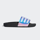 Adidas Adilette Boost Sandals 男女 炫彩 休閒 拖鞋 FZ2565