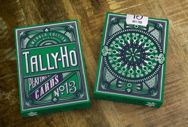 Emerald tally ho LTD deck