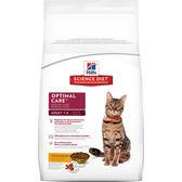 【寵物王國】希爾思-成貓1-6歲頂級照護(雞肉)10kg