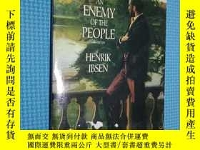 二手書博民逛書店An罕見Enemy of the PeopleY285046 Henrik Ibsen;Dover Thrif