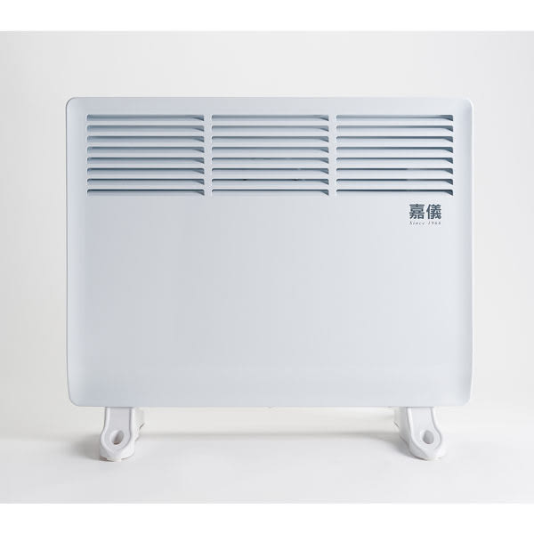 HELLER 嘉儀防潑水對流式電暖器 KEB-M12