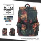 《熊熊先生》Herschel加拿大潮流品牌 大容量商務後背包DAWSON 旅遊雙肩背包 13吋筆電包10233