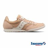 SAUCONY BULLET 經典復古鞋-粉橘