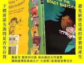 二手書博民逛書店horrid罕見henry and the bogey babysister 可怕的亨利和可怕的保姆Y2003