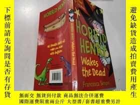 二手書博民逛書店horrid罕見henry wakes the dead:可怕的亨利喚醒了死者Y212829 不祥 不祥