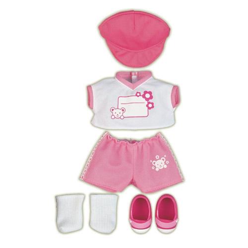 小美樂娃娃配件 小熊體育服_ PL51382
