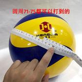 85折【優選】氣排球比賽專用球軟排球氣排球標準耐用氣開學季