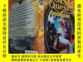 二手書博民逛書店beast罕見quest the amulet of avantia 野獸追尋阿凡提亞的護身符.., Y200